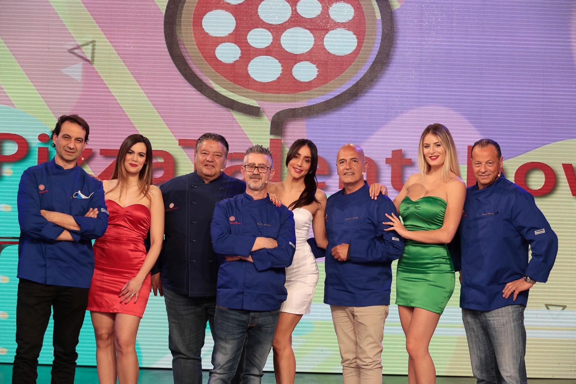 Pizza Talent Show