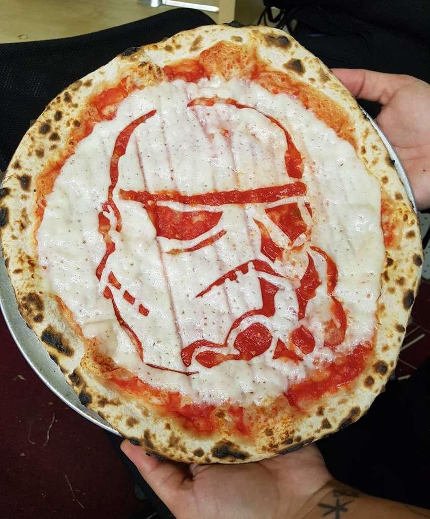 Star Wars Day Stormtrooper