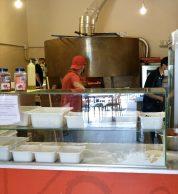 Forno (Pizzeria Rosso Vivo, Chianciano Terme)