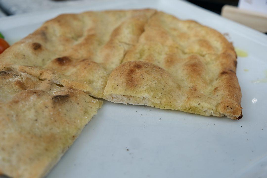 Schiacciata 3 (Pizzeria Nama Sushi Pizza & Bollicine, Chianciano Terme)