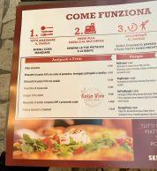 Menu (Pizzeria Rosso Vivo, Chiusi)