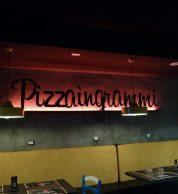 Insegna (Pizzaingrammi, Monterusciello, Pozzuoli)