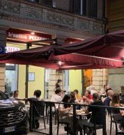 Tavoli Esterno (L'Antica Pizzeria Da Michele, Bologna)