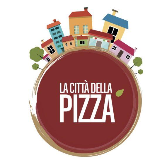 Logo Città della Pizza 2021