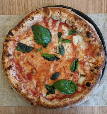 Margherita (Pizzeria La Bolla Caserta)