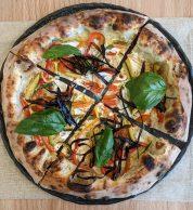 Pizza Orto a colori (Pizzeria La Bolla Caserta)