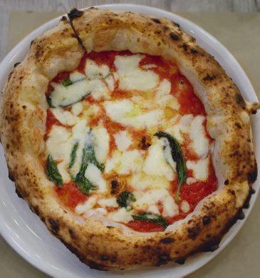 Margherita (Pizzeria D10S, Roma)