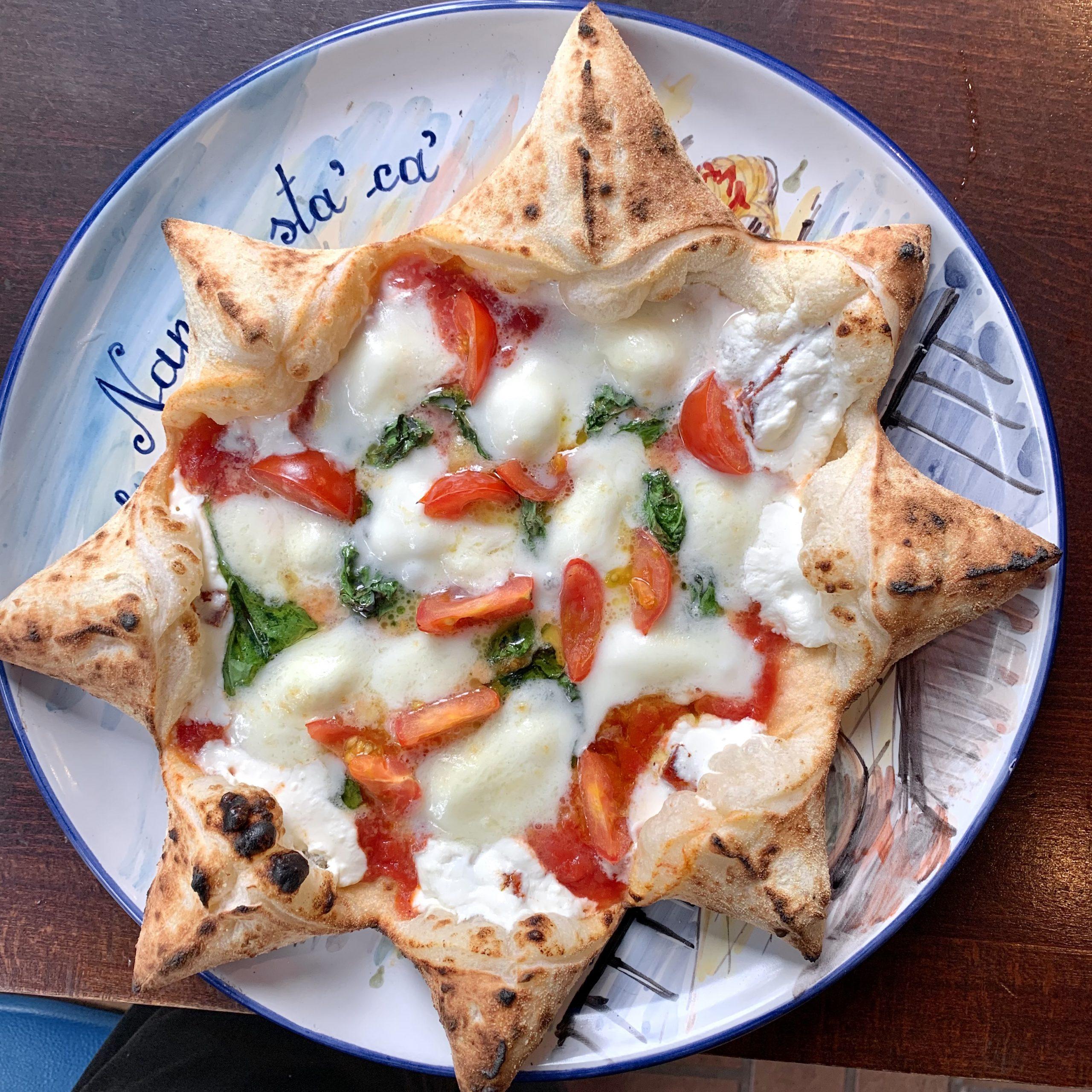 "La Pizza ""Don Salvo"""