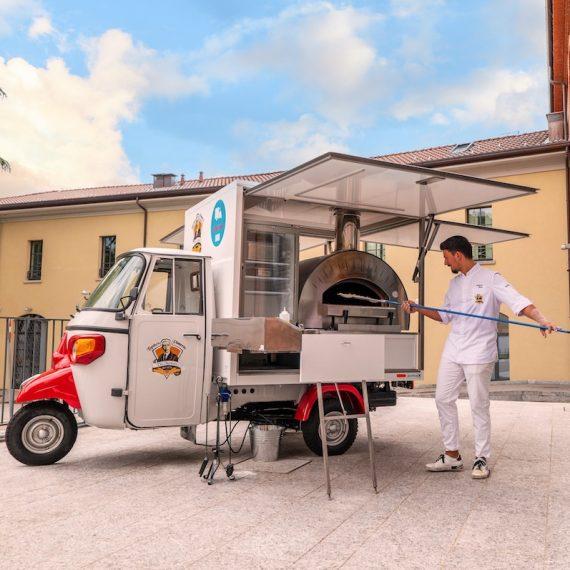 L'antica pizzeria da Michele Hilton Como