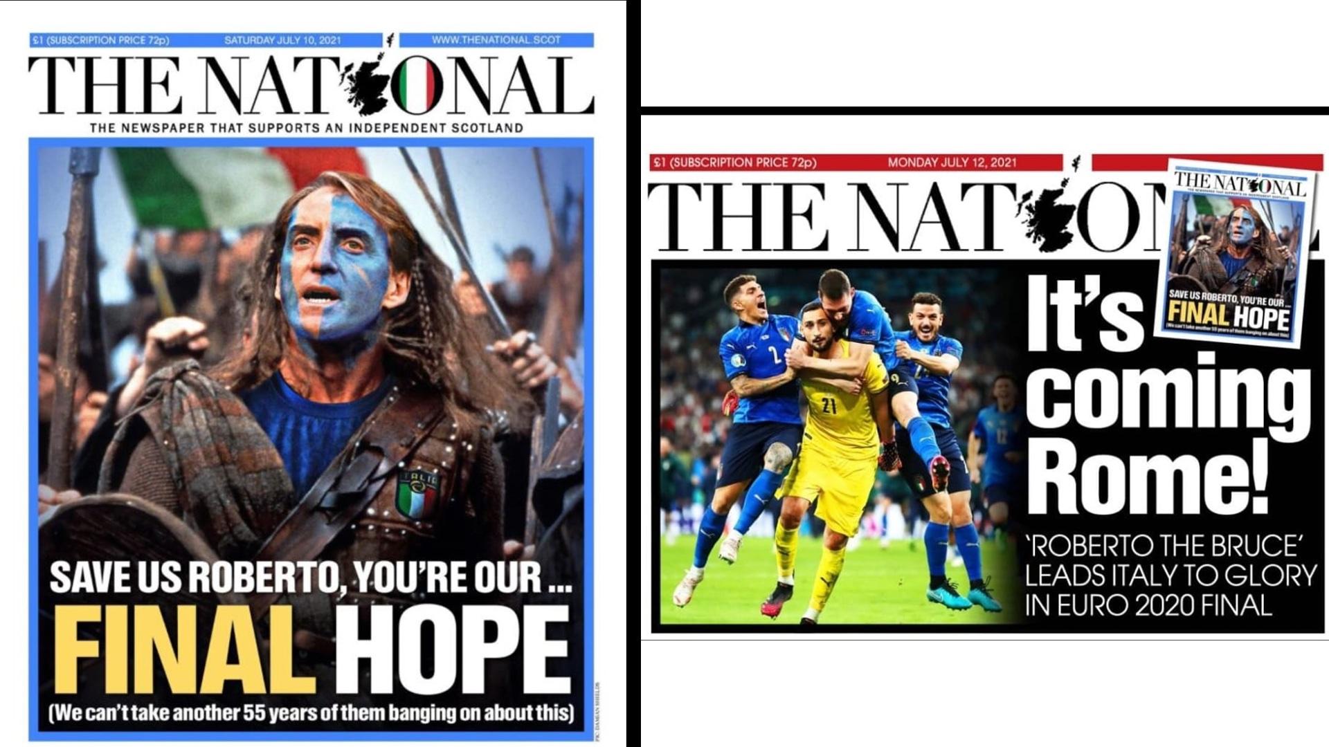 the national scozia