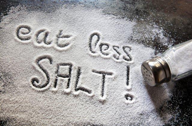 Usate meno sale!!