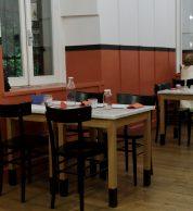 Interno (Pizzeria Fornace Stella, Roma)