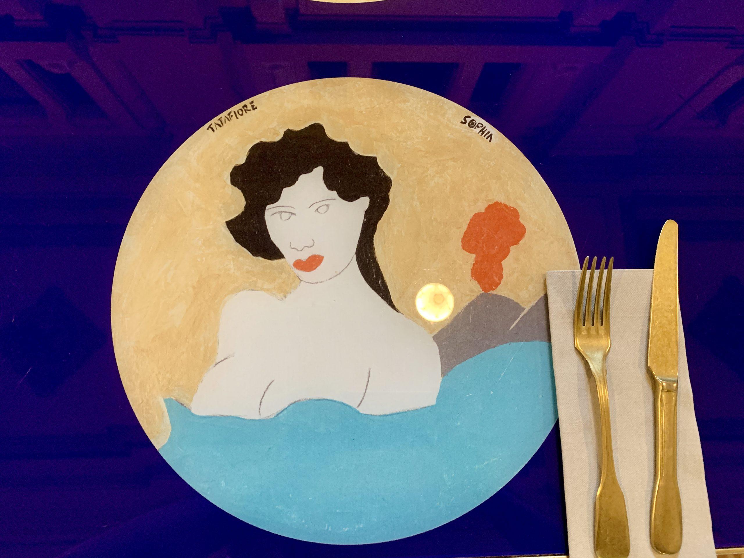 Mise en place (Sophia Loren Original Italian Food)