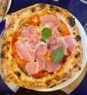Pizza Capricciosa (Sophia Loren Original Italian Food)