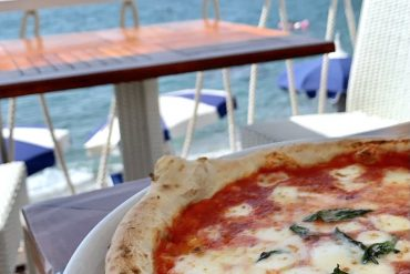 pizza acqua marina