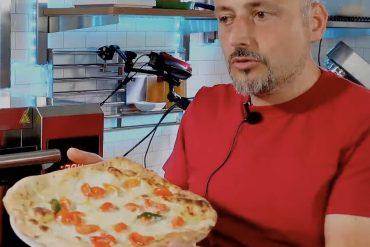 ricetta pizza napoletana planetaria