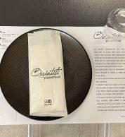 Mise en place (Pizzeria I Quintili, Napoli)